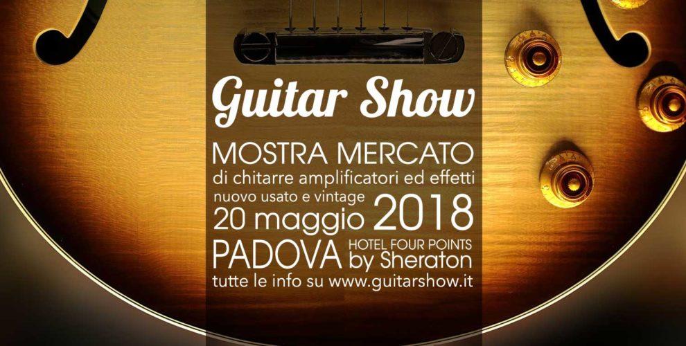 Guitar Show 2018