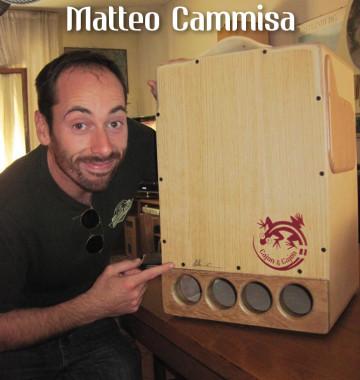 Matteo Cammisa - Alma Cajon - Libeccio