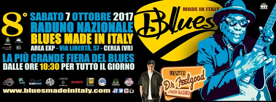 Raduno nazionale Blues Made In Italy