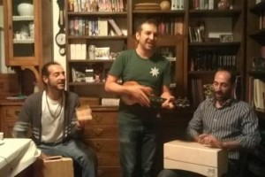 Trio Scarpato-Vignando-Cammisa - Alma Cajon 1