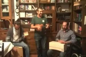Trio Scarpato-Vignando-Cammisa Alma Cajon 2