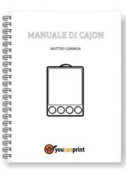 Manuale di Cajon Matteo Cammisa