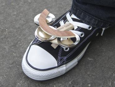 Alma cajon JingleTrio scarpa