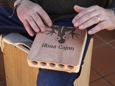 Soul Snare gamba - Alma Cajon